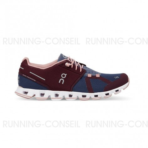 ON RUNNING Cloud Femme Mulberry   Velvet   Collection Automne Hiver 2018