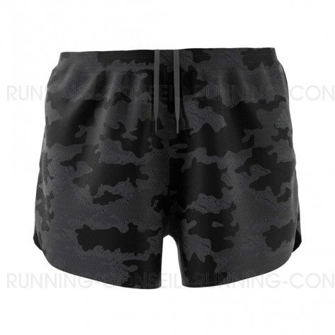 ADIDAS Short Response Split Homme Carbone Face