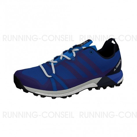 ADIDAS TERREX AGRAVIC Homme | Conavy/Blubea/Gretwo | Collection Automne Hiver 2018