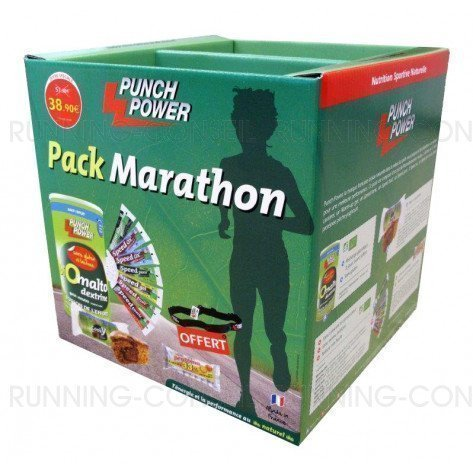 PUNCH POWER Pack Marathon