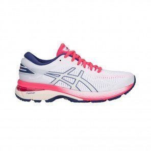 ASICS GEL-KAYANO 25 Femme White/White | collection Automne-Hiver 2018