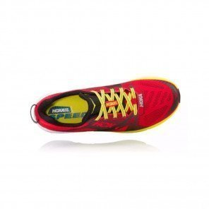 HOKA Tracer 2 - Homme - True Red / Black