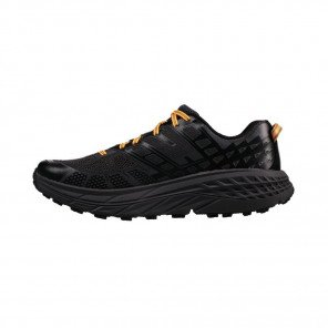 HOKA Speedgoat 2 Homme Black / Orange