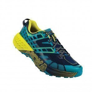 HOKA SPEEDGOAT 2 Homme Caribbean Sea / Blue Dephts - Automne Hiver 2018
