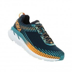 HOKA CLIFTON 5 Homme | Black Iris / Storm Blue | Collection Automne Hiver 2018