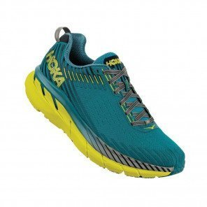 HOKA CLIFTON 5 Homme | Carribean Sea / Storm Blue | Collection Automne Hiver 2018