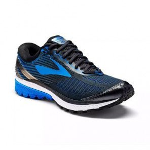 BROOKS GHOST 10 Ebony / Metallic Charcoal