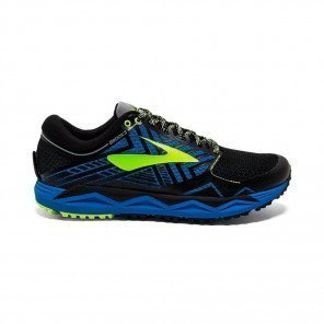 BROOKS CALDERA 2 Homme Blue/Black/Lime
