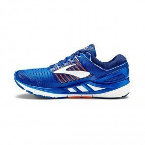 BROOKS Transcend 5 Homme Bleu / Orange / Blanc