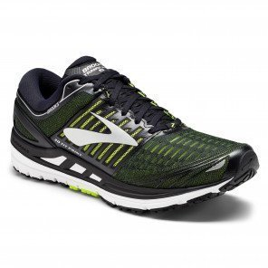 BROOKS TRANSCEND 5 Homme Black/ Nightlife/Silver | Collection Automne Hiver 2018