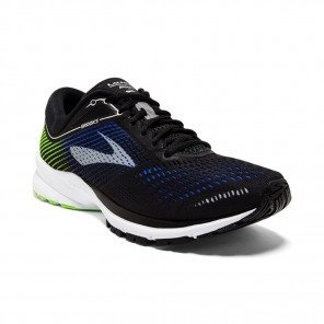 BROOKS LAUNCH 5 Homme Black/Blue/Green | Collection Automne Hiver 2018
