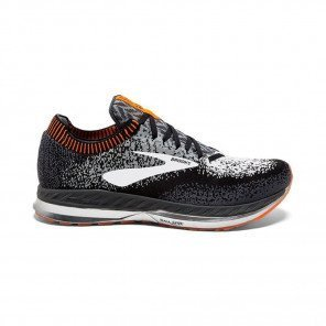 BROOKS BEDLAM Homme Black/Grey/Orange