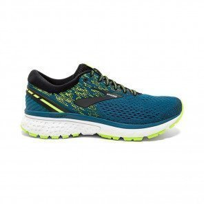 BROOKS GHOST 11 Homme - Blue/Black/Nightlife