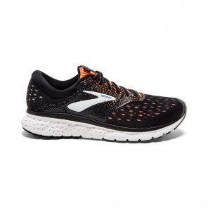BROOKS GLYCERIN 16 Homme - Black/Orange/Grey