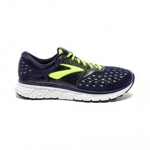 BROOKS GLYCERIN 16 Homme - Navy/Nightlife/Grey