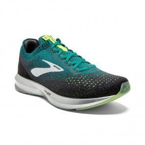 BROOKS LEVITATE 2 Homme Black/Teal/Navy   Collection Automne Hiver 2018