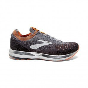 BROOKS LEVITATE 2 Homme Grey/Black/Orange