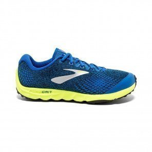 BROOKS PUREGRIT 7 Homme Blue/Lime/Black