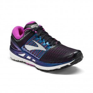 BROOKS Transcend 5 Femme Black/Purple/Multi | Collection Automne Hiver 2018