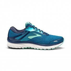 BROOKS Adrenaline GTS 18 Femme - Navy/Teal/Mint