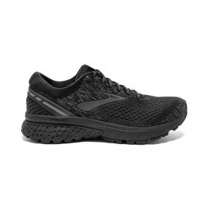 BROOKS GHOST 11 Femme - Black/Ebony