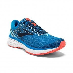 BROOKS GHOST 11 Femme - Blue/Navy/Coral Collection Automne/Hiver 2018