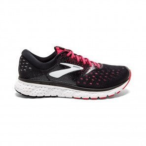 BROOKS GLYCERIN 16 Femme - Black/Pink/Grey