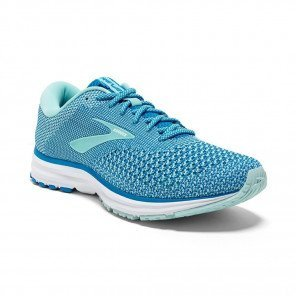 BROOKS REVEL 2 Femme Blue/Island/White | Collection Automne Hiver 2018