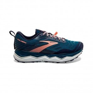 BROOKS CALDERA 4 Femme | Blue /Peacoat/Desert Flower