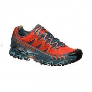 LA SPORTIVA Ultra Raptor Homme Orange / Gris Vue 3/4