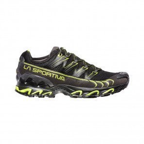 LA SPORTIVA ULTRA RAPTOR Homme | Black / Apple Green