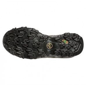 La Sportiva ULTRA RAPTOR MOUNTAIN RUNNING - HOMME - Black / Apple green
