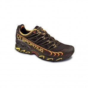 LA SPORTIVA ULTRA RAPTOR Homme | Black / Yellow | Collection Automne Hiver 2018