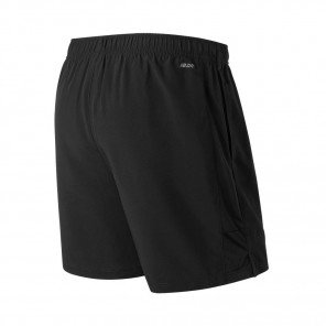 NEW BALANCE Short Accelerate 7 Inch Homme Black