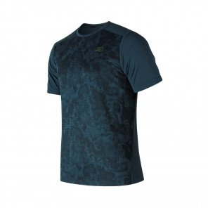 NEW BALANCE Tee-shirt manches courtes Printed Max intensity V2 Homme Face