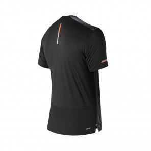NEW BALANCE Tee-shirt manches courtes Printed 2.0 Homme Black