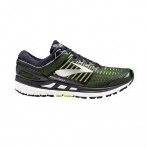 BROOKS TRANSCEND 5 Homme Black/ Nightlife/Silver