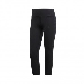 ADIDAS Legging Tight 3/4 Ultimate Climate Femme Noir Face