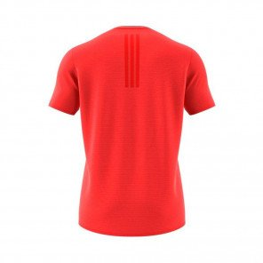 ADIDAS Tee-shirt manches courtes Supernova Homme Rouge