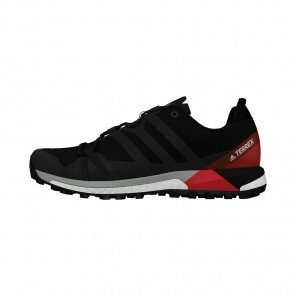 ADIDAS TERREX AGRAVIC Homme | Core Black/Carbon/Hi-Res Red