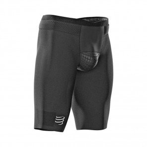 COMPRESSPORT Cuissard TRIATHLON UNDER CONTROL V3 Homme | Noir