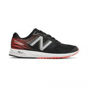 NEW BALANCE 1400v5 Homme Black with Flame Profil Extérieure