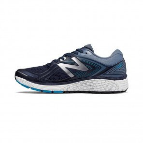 New Balance 860v8 Homme | Pigment with Deep Porcelain Blue