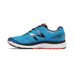 NEW BALANCE 880v7 Homme Maldives Blue with Black / Flame
