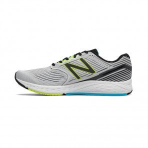 NEW BALANCE 890v6 Homme White Munsell with Black & Hi-Lite