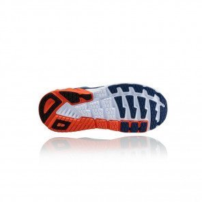 HOKA Arahi 2 - Homme - Medieval Blue / Red Orange