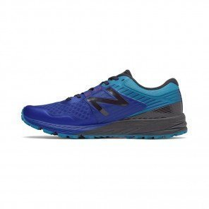 NEW BALANCE 910v4 Trail Homme Pacific with Maldives Blue / Black
