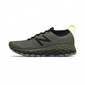 New Balance Fresh Foam Hierro v3 Homme | Military Dark Triumph with Black