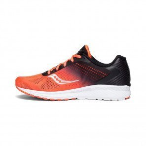 SAUCONY BREAKTHRU 4 Homme ViZiRed | Black