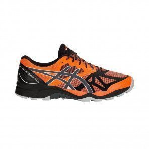 ASICS GEL-FujiTrabuco 6 Homme | SHOCKING ORANGE/DARK GREY